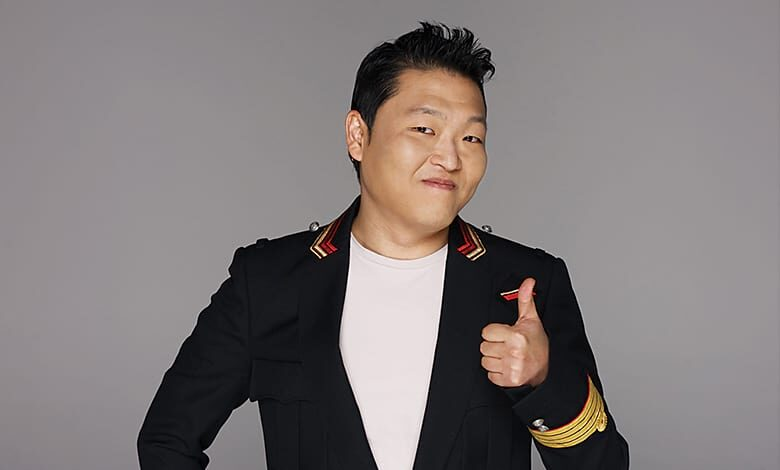 PSY cantante