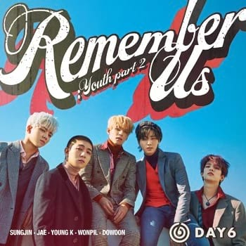 """DAY6 """"Remember Us : Youth Part 2"""""""
