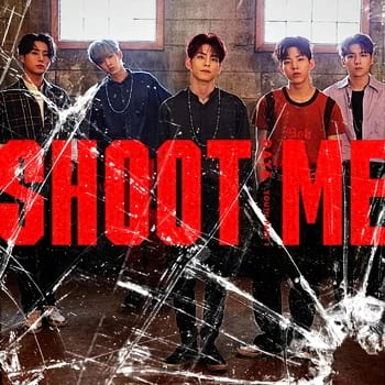 """DAY6 """"Shoot Me : Youth Part 1"""""""