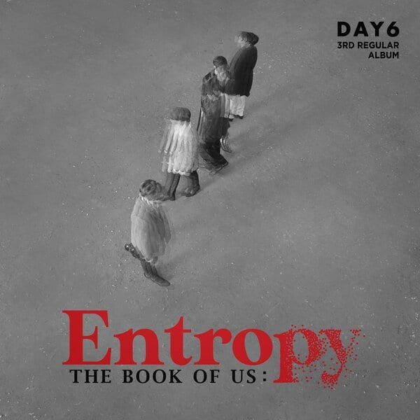 """DAY6 """"The Book of Us : Entropy"""""""