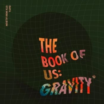 """DAY6 """"The Book of Us : Gravity"""""""